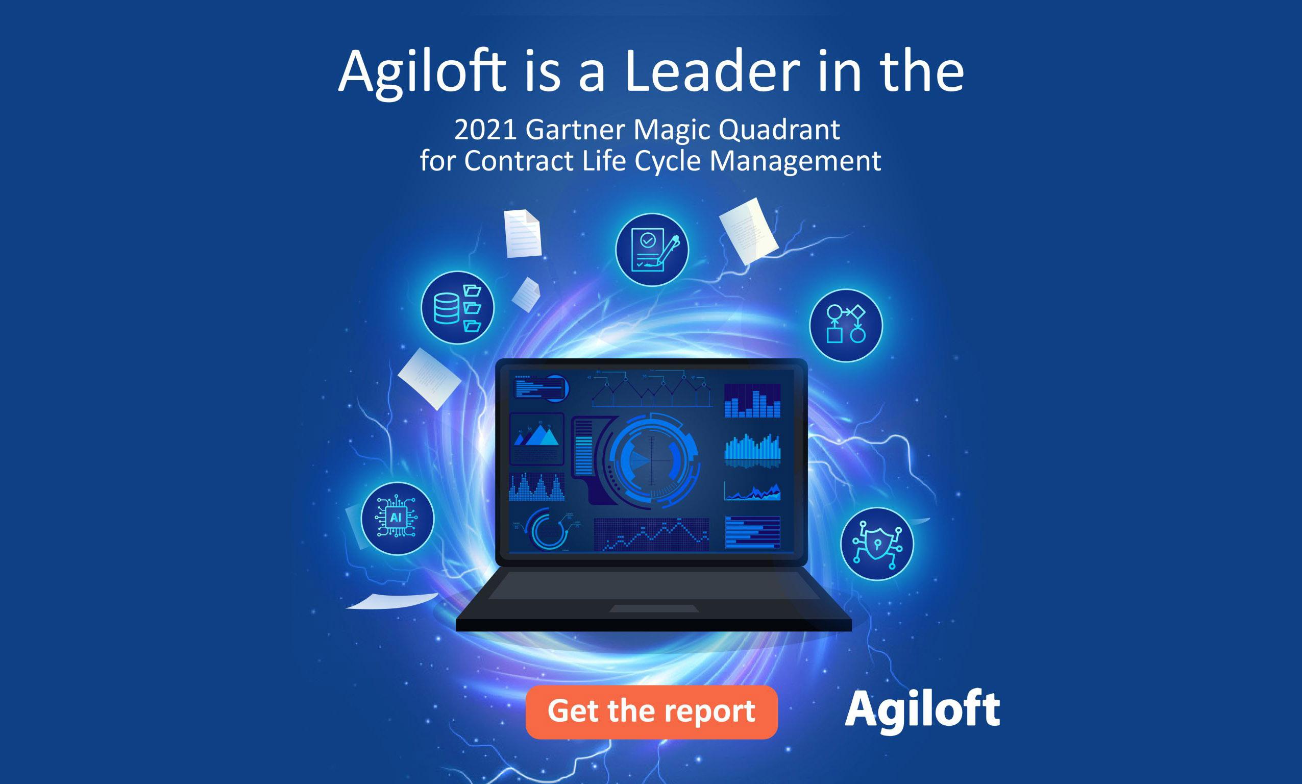Avtalshantering hos Agiloft